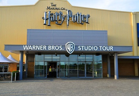 Harry Potter Studios – Goods Lift