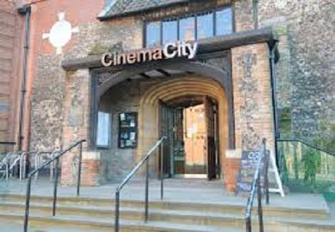Cinema City, Norwich – Platform Lift