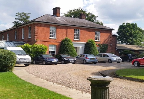 The Old Vicarage Care Home, Ludham – Platform Lift