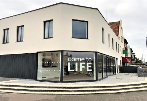 New Wine Church, Sheringham – Platform Lift